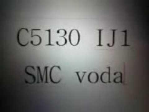 C5130 ij1 voda