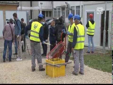 Tv Kanal 9 Novi Sad Kamen Temeljac Za Medicinski Fakultet Youtube