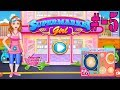 Super Market Game For Girls - # 5 - cleanup  games - by top girls  games - apple kids games