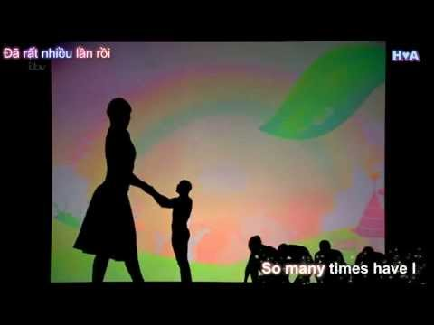 Leona Lewis - Footprints In The Sand Lyrics - Attraction [kara + vietsub]