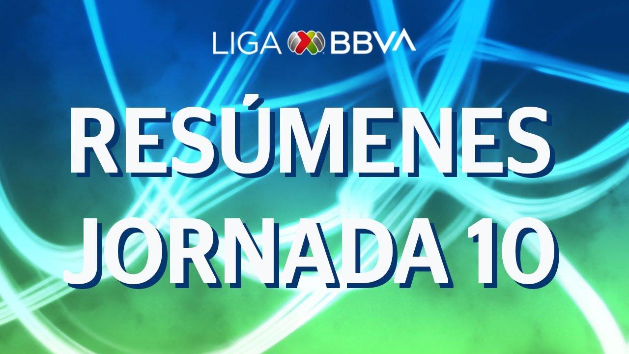 Super Resumen | Jornada 10 - Apertura 2019 | Liga BBVA MX
