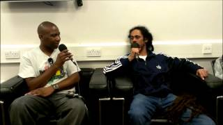 Silver Star presents interview with Damian Marley & Wayne Marshall 2012
