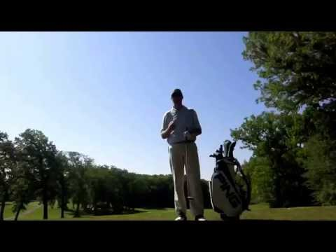 Golf – how to hit the low trajectory shot