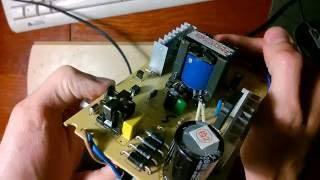 Ремонт зарядного устройства для тяговых свинцовых аккумуляторов (для электровелосипеда)(В данном видео описан процесс ремонта зарядного устройства. Процес ремонта был достаточно трудоемкий,..., 2016-05-27T08:52:02.000Z)