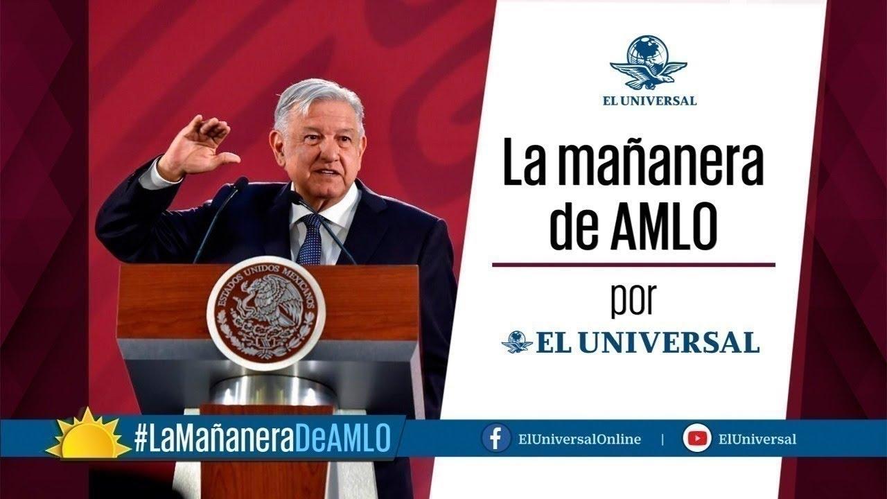La Mañanera de AMLO, Martes 11 de agosto de 2020
