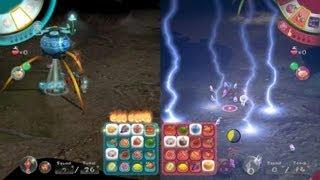 Pikmin 3 Multiplayer Gameplay - BEST MULTIPLAYER OF THE YEAR!! (Pikmin 3 Bingo Battle Gameplay HD)