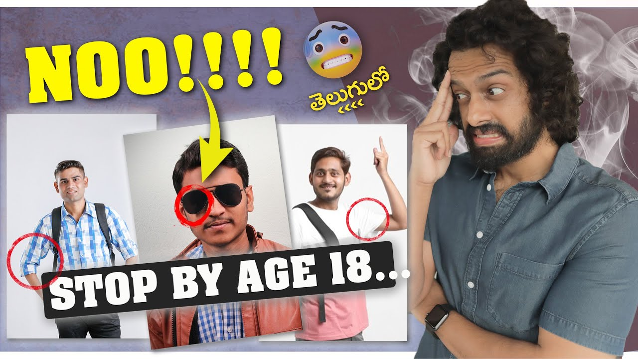 Download STOP Wearing These 7 ITEMS By Age 18 ( PLEASE STOP )