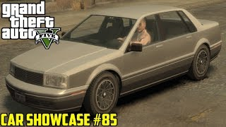 GTA V: Albany Primo | Car Showcase #85