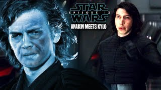 Star Wars Episode 9 Shocking Anakin & Kylo Ren Scene! Leaked Details & More