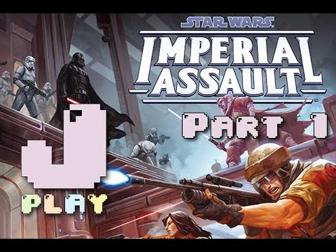 jPlay plays Imperial Assault: Legends of the Alliance - Part 1