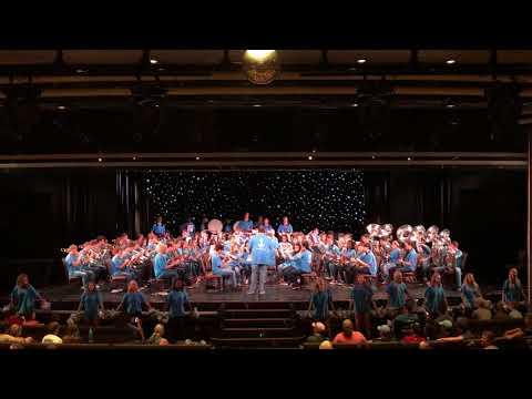 Hewitt Trussville High School - Sweet Caroline
