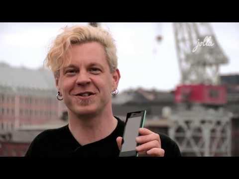 Así es el primer teléfono Jolla con sistema operativo Sailfish OS