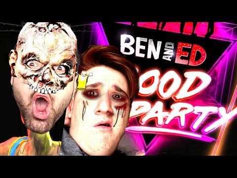 BEN and EMRECAN ! Müthiş Komik Ölüm Partisi !