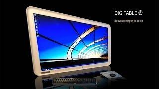 Digitable®: meten van gevels & kozijnen
