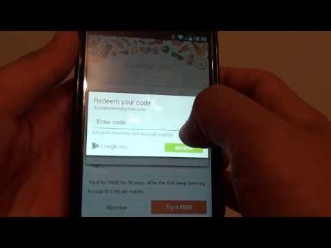 Google Nexus 4: Where and How to Download Music