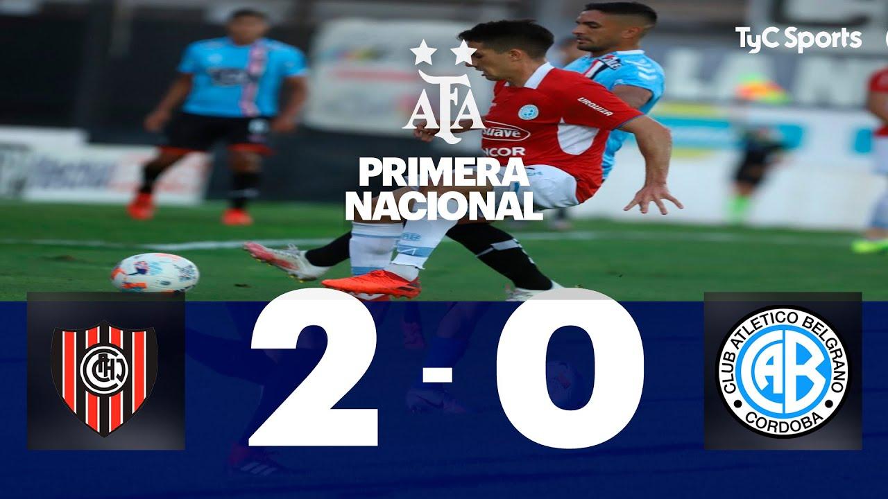Chacarita 2-0 Belgrano  | Primera Nacional