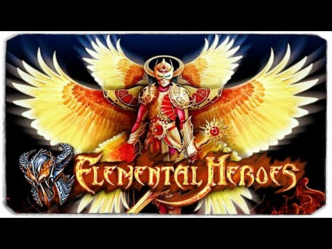 ELEMENTAL HEROES: Обзор игры на Android