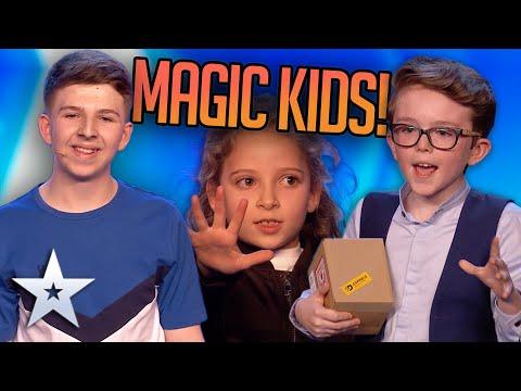 MAGIC KIDS!   Britain's Got Talent