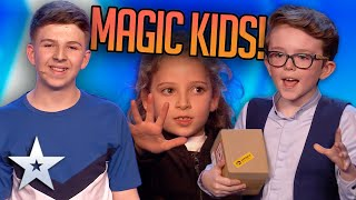 MAGIC KIDS! | Britain's Got Talent