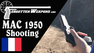 MAC 1950: Tactical Shooting Competition