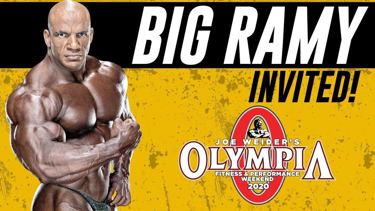 Big Ramy Receives 2020 Mr Olympia Special Invite! Did he deserve it? Mamdouh Elssbiay