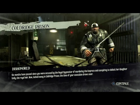 Dishonored definitive edition let's play pt.1 |