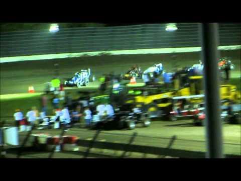 Sprintcars @ Calistoga Speedway 8 31 14