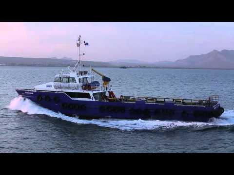 """Safety Induction for """"Khudaferin"""" vessel"""