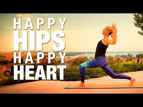 Happy Hips & Happy Heart Yoga Class - Five Parks Yoga