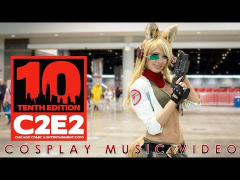 IT'S C2E2 2019 10TH CHICAGO COSPLAY ANNIVERSARY - DIRECTOR'S CUT CMV