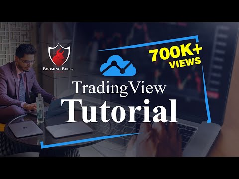 TradingView Tutorial || Best Charting Software || Basics to Advanced | SImple Language| BoomingBulls