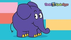 Der Elefant - Die Elefanten App für Kinder vom WDR 🔵 Spiele für Android, iPad, iPhone, Fire