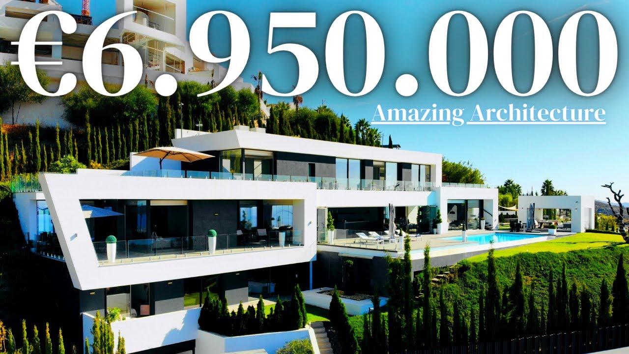 Download Touring Epic 6.950.000€ Designer Villa with Incredible Sea Views