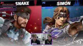 Welfare Pickles (Snake) vs D4C (Simon) - Paragon 4 Ultimate Singles