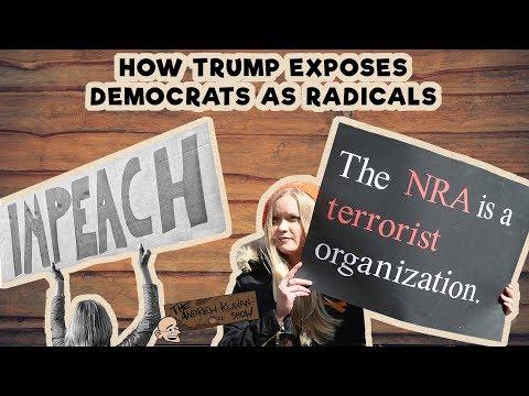 Trump Exposes Democrats as Radicals | The Andrew Klavan Show Ep. 516