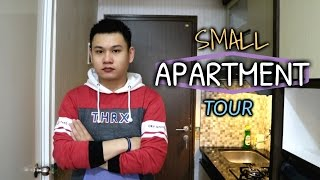Gambar cover MY SMALL APARTMENT TOUR