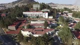 Uaemex Derecho vista panoramica Potro Dron