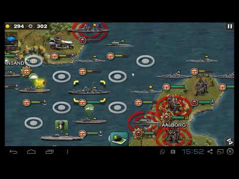 Glory of Generals - Battle of the North Sea Walktrough