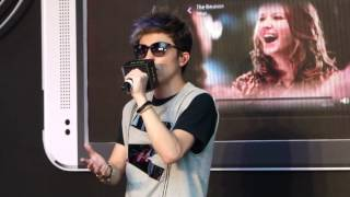 小宇- 一個光年的距離  (HTC夏日音樂會) 20130720