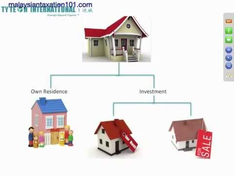 Sale Of Properties:RPGT Or Income Tax