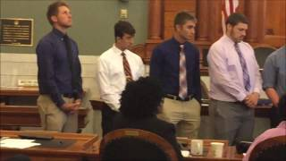 Liverpool High baseball state champs honored thumbnail