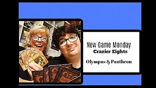 Next Level - Olympus and Pantheon Crazier Eights