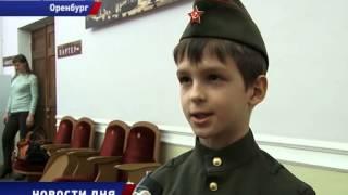 Дети поют о войне