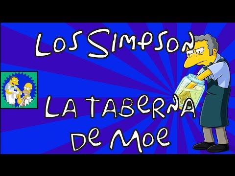 Los Simpson: La Taberna de Moe