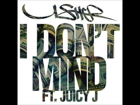 "Usher - ""I Don't Mind (feat. Juicy J)"" [CLEAN]"