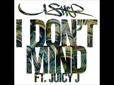 Usher  I Dont Mind feat Juicy J CLEAN
