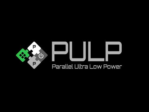 PULP – Open-­Source, State-­of-­the-­Art Hardware for Everyone