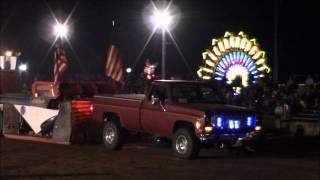 Northwest PA Pullers Lim. Mod Gas 4x4 Jamestown Fair 9-11-15