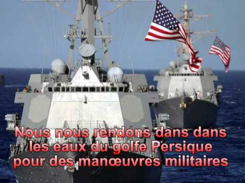 Conversation maritime entre americains espagnols