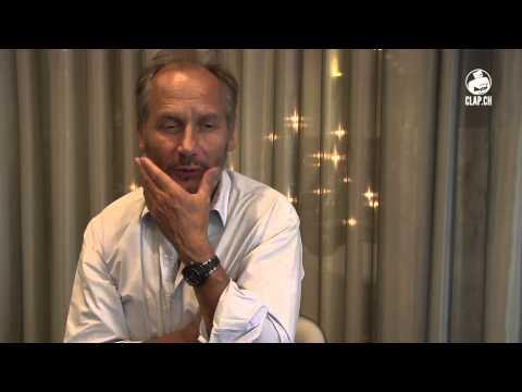 """A la vie"": interview d'Hippolyte Girardot par CLAP.CH"